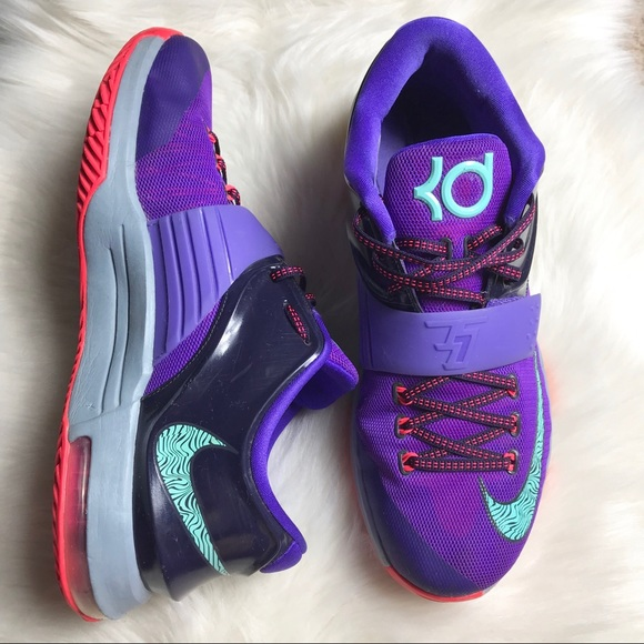 """the latest 02a9f 806f2 Nike KD 7 """"Lightning 534"""" Sneakers"""